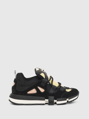 H-PADOLA SL W, Black/Yellow - Sneakers