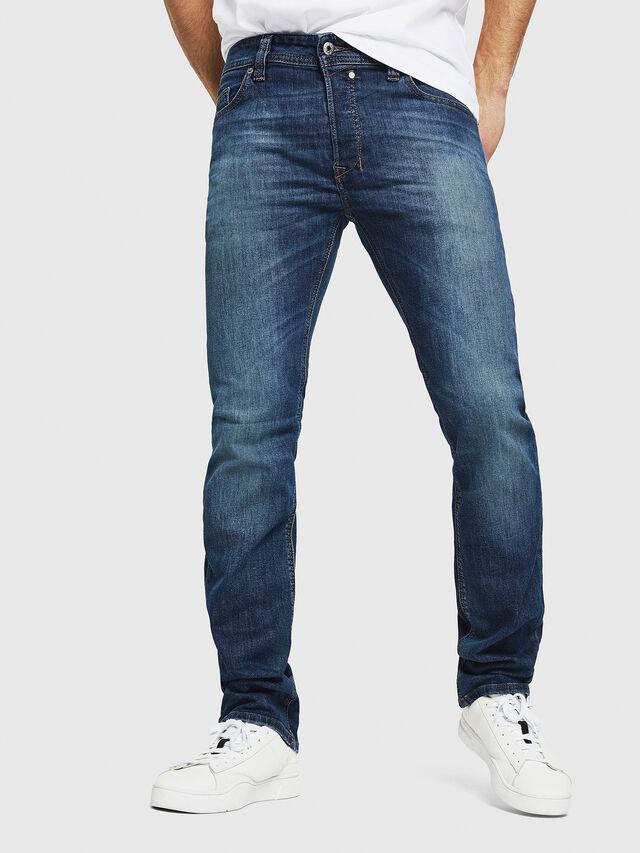 Diesel - Safado C89AR, Dark Blue - Jeans - Image 1