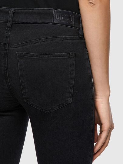 Diesel - Slandy 069VW, Black/Dark grey - Jeans - Image 3