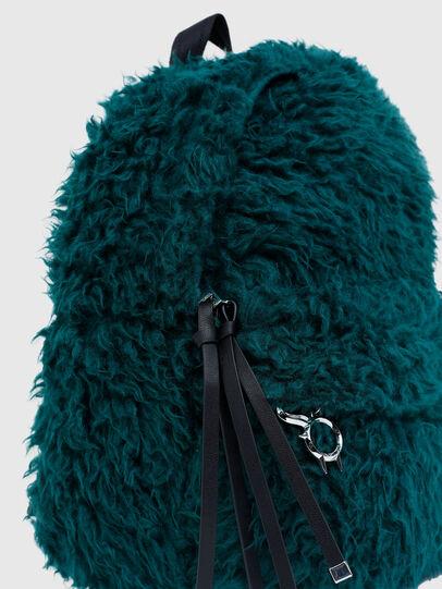 Diesel - CL - DHORIAN - BACKP, Water Green - Backpacks - Image 5
