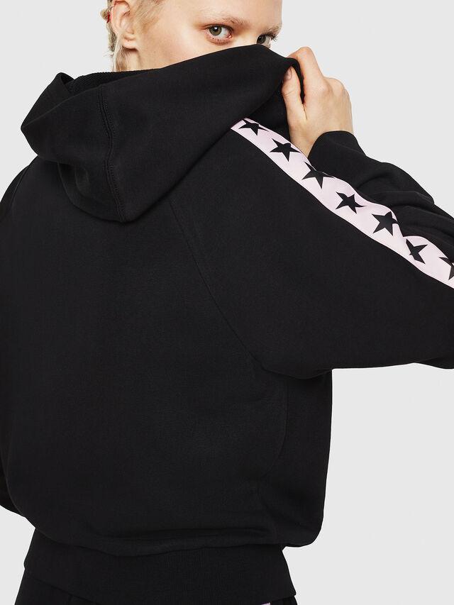 Diesel - UFLT-NERISSA-U, Black/Pink - Sweaters - Image 2