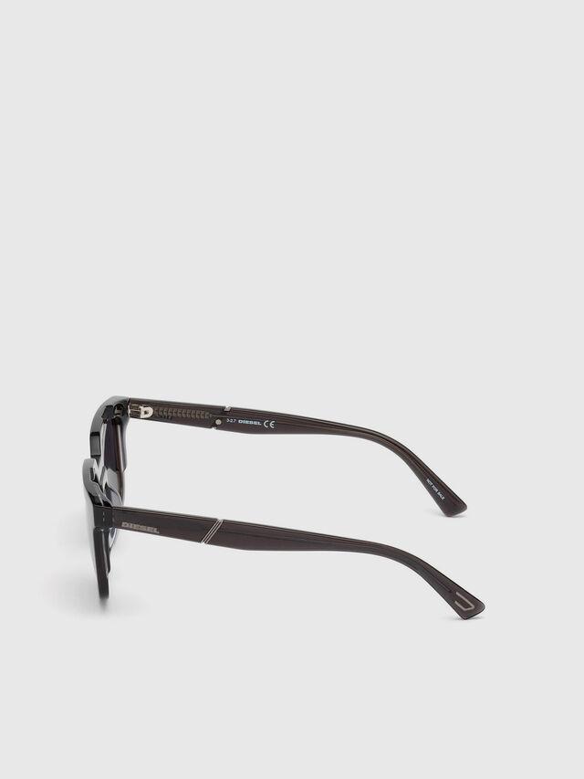 Diesel - DL0271, Black - Eyewear - Image 3