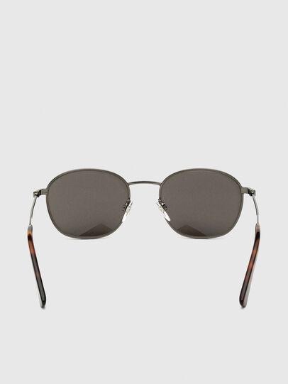 Diesel - DL0307, Grey - Sunglasses - Image 4
