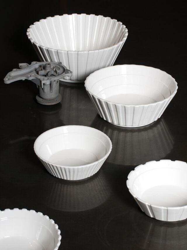 Living 10983 MACHINE COLLEC, White - Bowl - Image 4