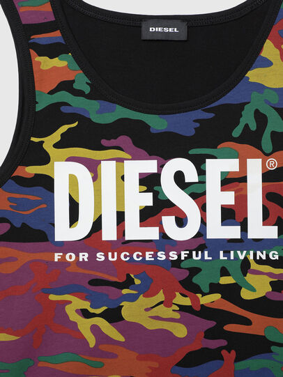Diesel - TCANNYRBOW, Multicolor - T-shirts and Tops - Image 3