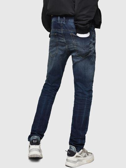 Diesel - Thommer JoggJeans 069HI, Dark Blue - Jeans - Image 2