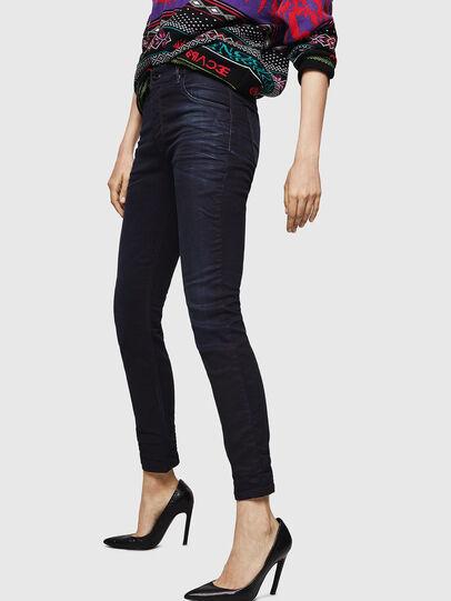 Diesel - Krailey JoggJeans 069IC, Dark Blue - Jeans - Image 4