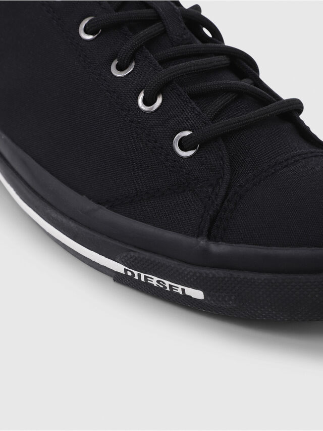 Diesel - EXPOSURE LOW I, Black - Sneakers - Image 5