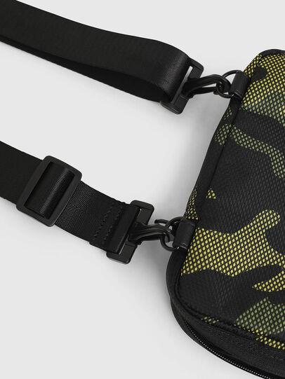 Diesel - ODERZO, Green Camouflage - Crossbody Bags - Image 6