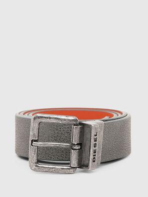 B-DOUBLEX, Grey - Belts