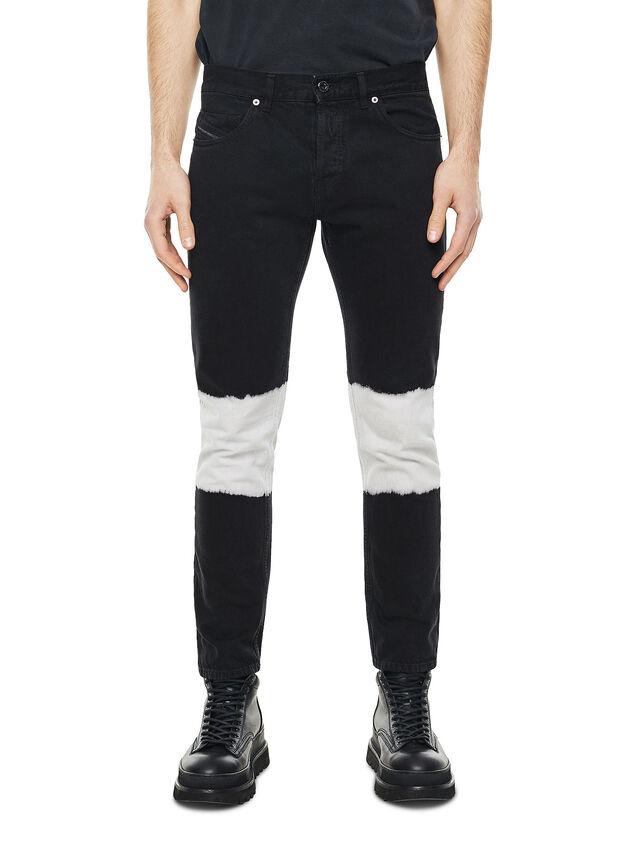 Diesel - TYPE-2813FS, Black/White - Jeans - Image 1