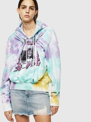 F-ALBYHOOK-B, Multicolor - Sweaters
