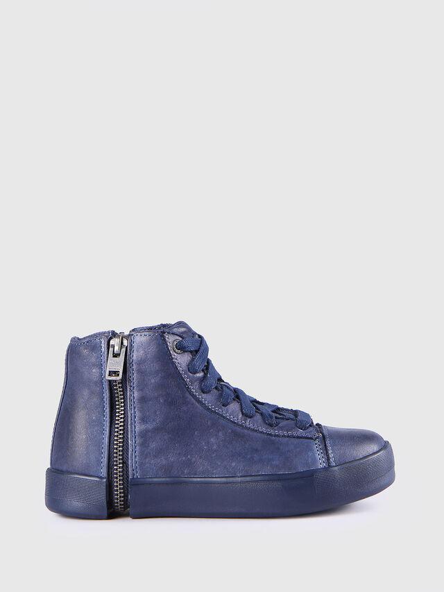 Diesel - SN MID 24 NETISH YO, Navy Blue - Footwear - Image 1