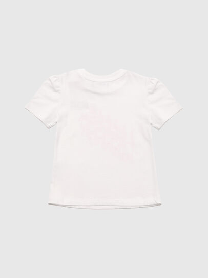 Diesel - TLOPPIB, White - T-shirts and Tops - Image 2
