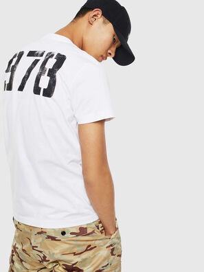 T-DIEGO-S2, White - T-Shirts
