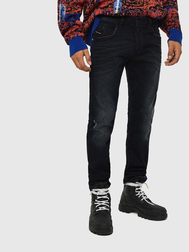D-Bazer 0679R, Black/Dark grey - Jeans