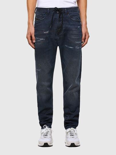 Diesel - D-VIDER JoggJeans® 069QH, Dark Blue - Jeans - Image 1