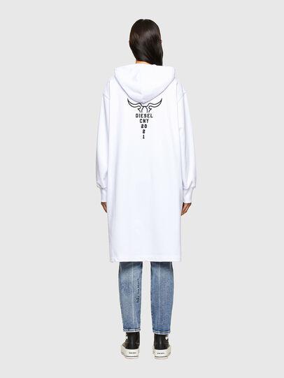 Diesel - CL-D-ILSE-O, White - Dresses - Image 4