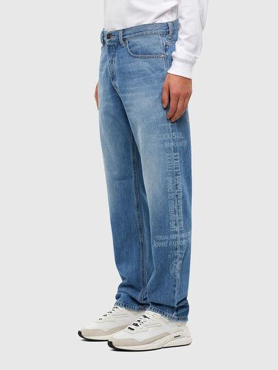 Diesel - D-Macs 009HW, Medium blue - Jeans - Image 6
