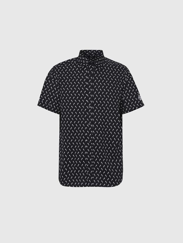 S-RILEY-SHO-KA, Black - Shirts
