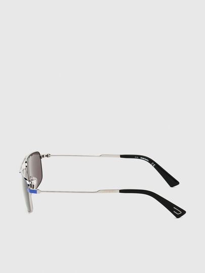 Diesel - DL0308, Blue/Grey - Sunglasses - Image 3
