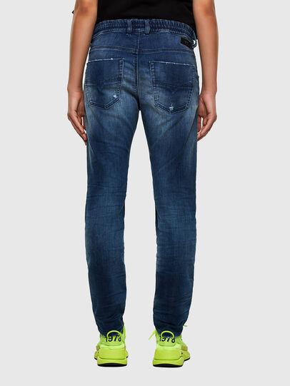 Diesel - Krailey JoggJeans 069PL, Dark Blue - Jeans - Image 2
