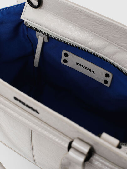 Diesel - LE-ZIPPER SATCHEL S,  - Satchels and Handbags - Image 3