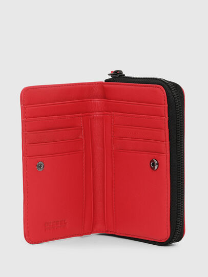Diesel - BUSINESS LC, Fire Red - Small Wallets - Image 4