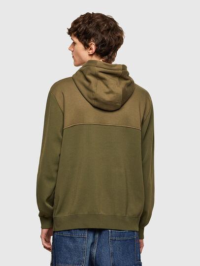 Diesel - K-ARSENIC, Olive Green - Knitwear - Image 2