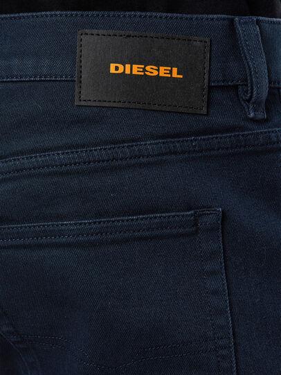 Diesel - D-Luster 009HA, Dark Blue - Jeans - Image 4