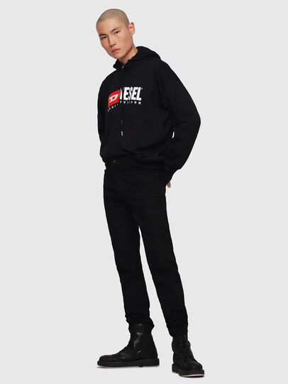 Diesel - Buster 0886Z, Black/Dark grey - Jeans - Image 4