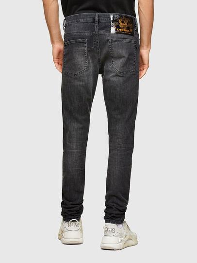 Diesel - D-REEFT JoggJeans® 009SU, Black/Dark grey - Jeans - Image 2