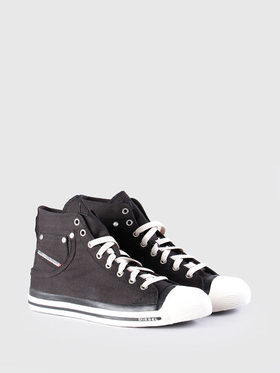 Diesel - EXPOSURE, Black - Sneakers - Image 3