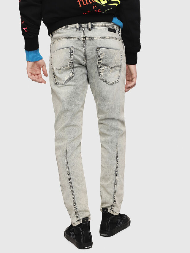 Diesel - Krooley JoggJeans 069FD, Light Blue - Jeans - Image 2