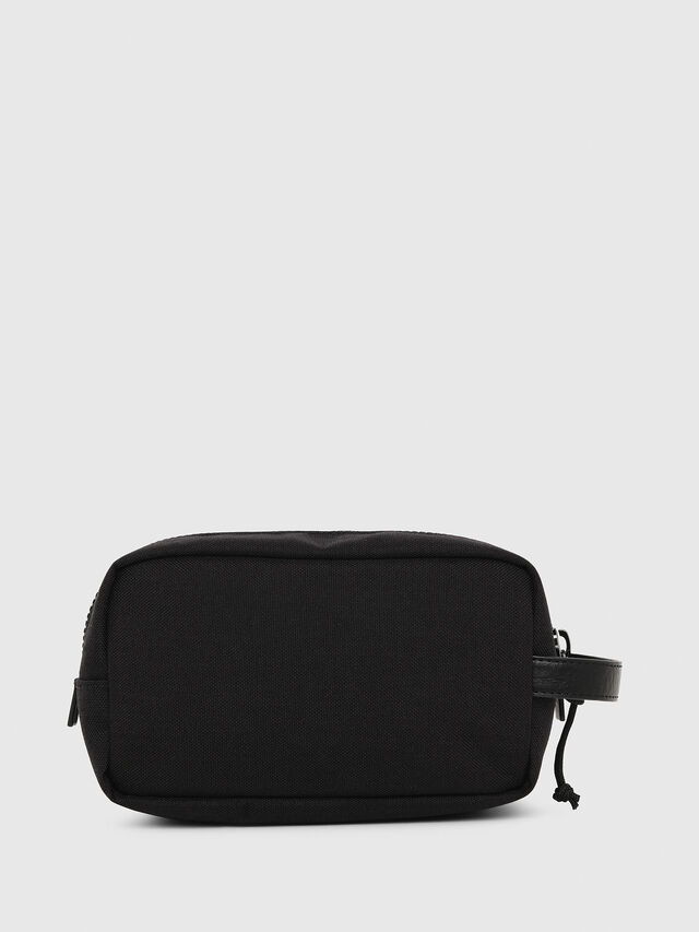 Diesel - F-URBHANITY POUCH, Black - Bijoux and Gadgets - Image 2
