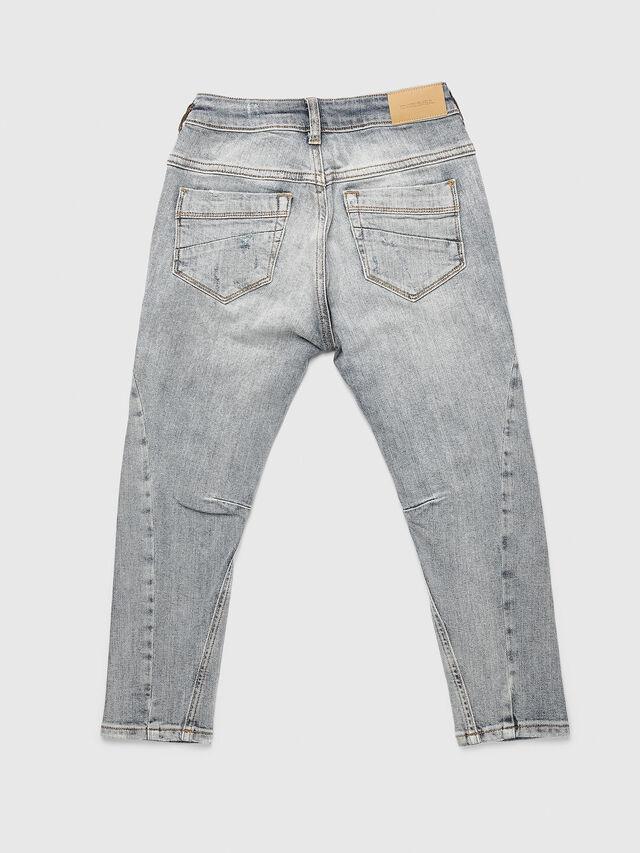 Diesel - FAYZA-J-N, Light Blue - Jeans - Image 2