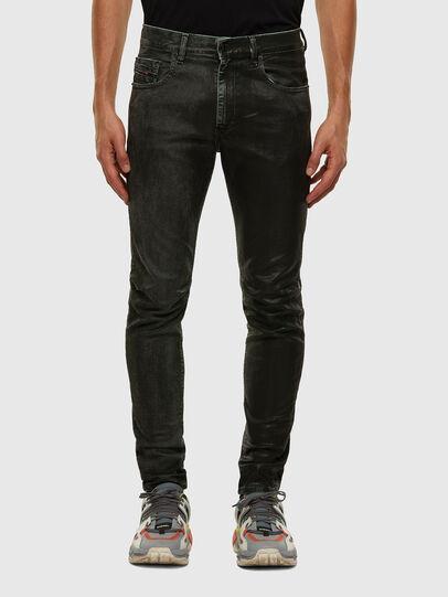 Diesel - D-Strukt 009DU, Black/Dark grey - Jeans - Image 1