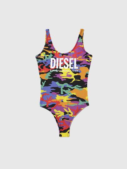 Diesel - MIAMRBOW, Multicolor - Beachwear - Image 1