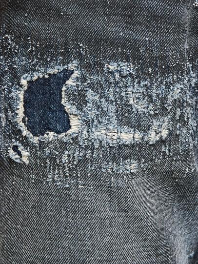 Diesel - D-Strukt 009JQ, Dark Blue - Jeans - Image 4