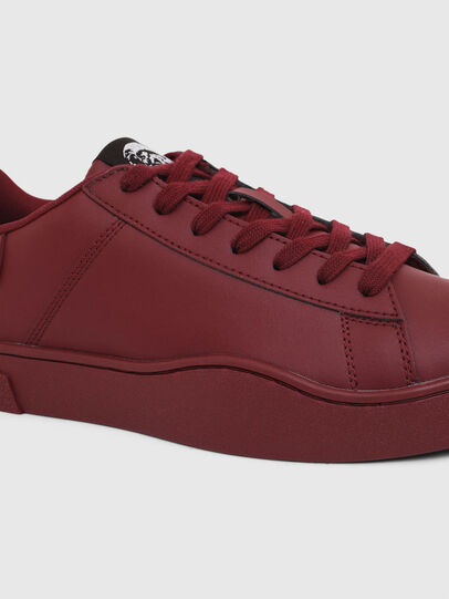Diesel - S-CLEVER LOW LACE, Bordeaux - Sneakers - Image 4
