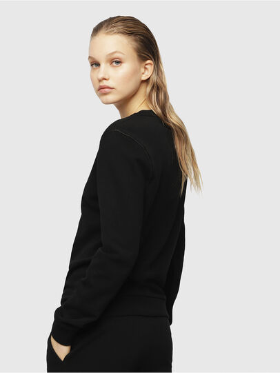 Diesel - UFLT-WILLA, Black - Sweaters - Image 2