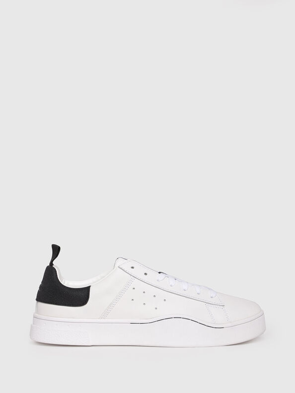 S-CLEVER LOW, White/Black - Sneakers