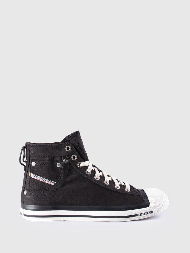 Diesel EXPOSURE W, Black/White - Sneakers - Image 1
