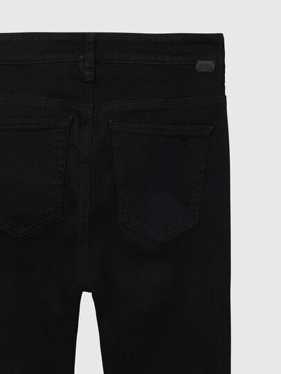 Diesel - Slandy High A69EF, Black/Dark grey - Jeans - Image 4