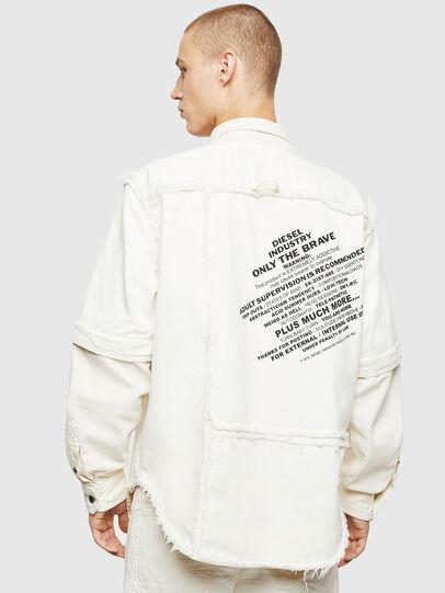 Diesel - D-KURTIS,  - Denim Shirts - Image 2