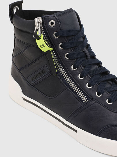 Diesel - S-DVELOWS, Dark Blue - Sneakers - Image 4