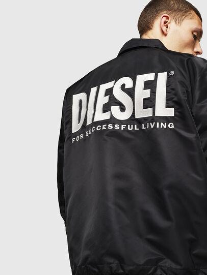 Diesel - J-AKIO-A,  - Jackets - Image 2