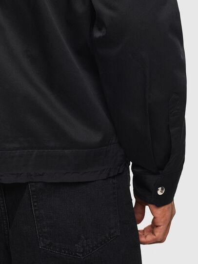 Diesel - J-BEGO, Black - Jackets - Image 6