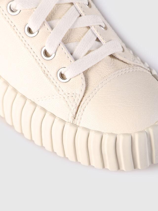 Diesel S-EXPOSURE CLC W, White - Sneakers - Image 4