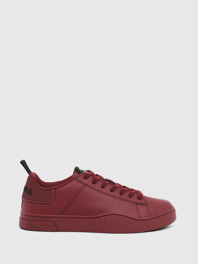 Diesel - S-CLEVER LOW LACE, Bordeaux - Sneakers - Image 1